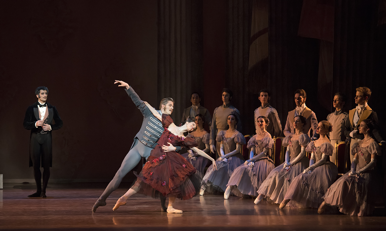 Boston Ballet_LashaKhozashvili_BoBusby_PetraConti_JohnCranko'sOnegin(c)GeneSchiavone