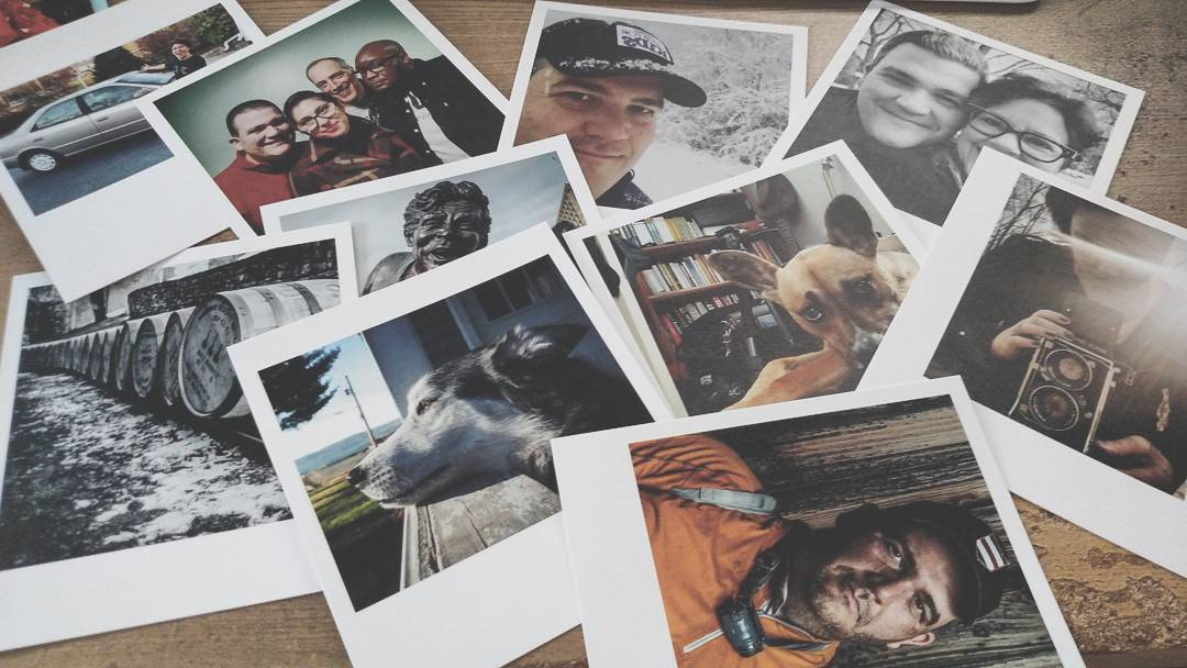 Printed Out Photos