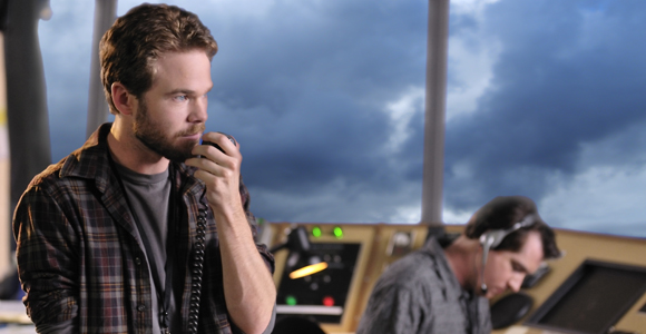 Shaun Ashmore and Phil Churchill in  Diverted