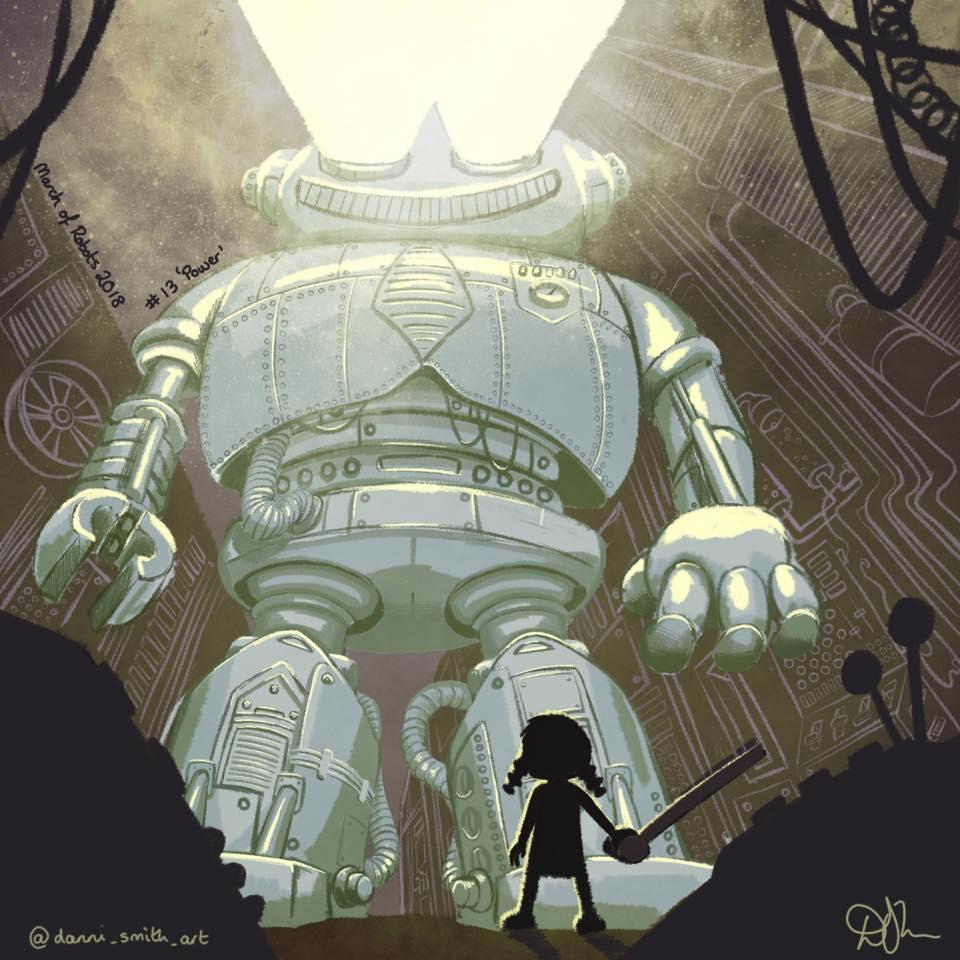 Danni Smith Art - robot and girl.jpg