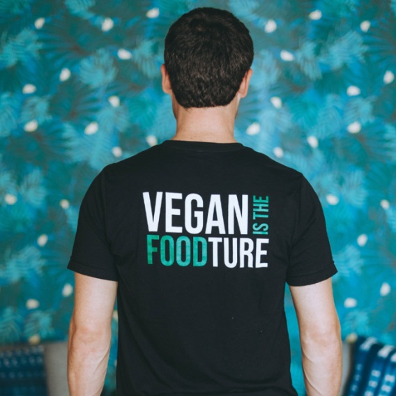 Vegetaryn - VEGAN IS THE FOODTURE