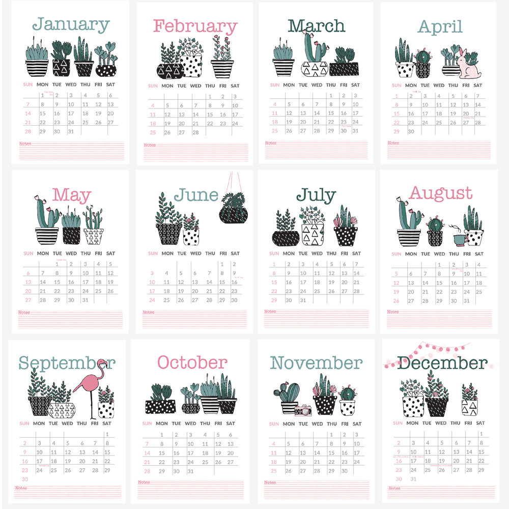 Plant Life 2018 Calendar 3.jpg