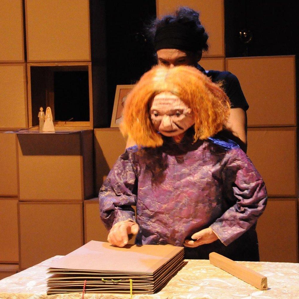 MADAME KIKI - MArionnettes et théâtre d'objets