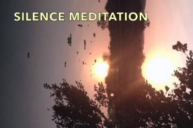 guided meditation into the QUIET WITHIN