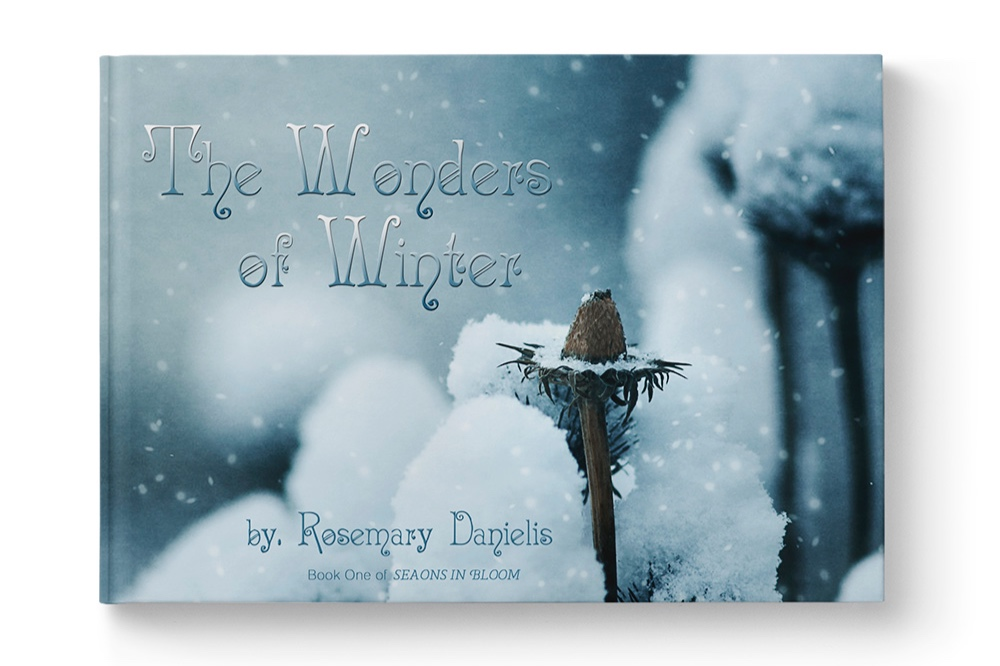 Dive into winter; feel its cold, icy edges or melt in the soft, fluffy magic of a fresh snowfall. Come explore this first photo book in the Seasons In Bloom series.