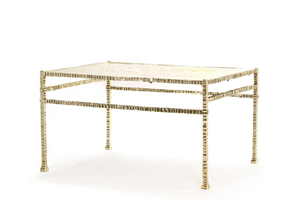 FORGED BRONZE TABLE IV
