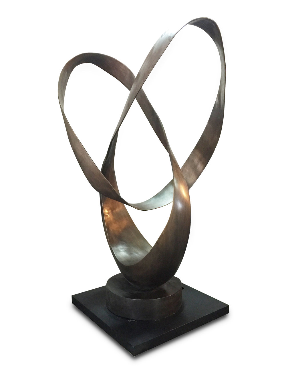 Infinity Loop sculpture.JPG