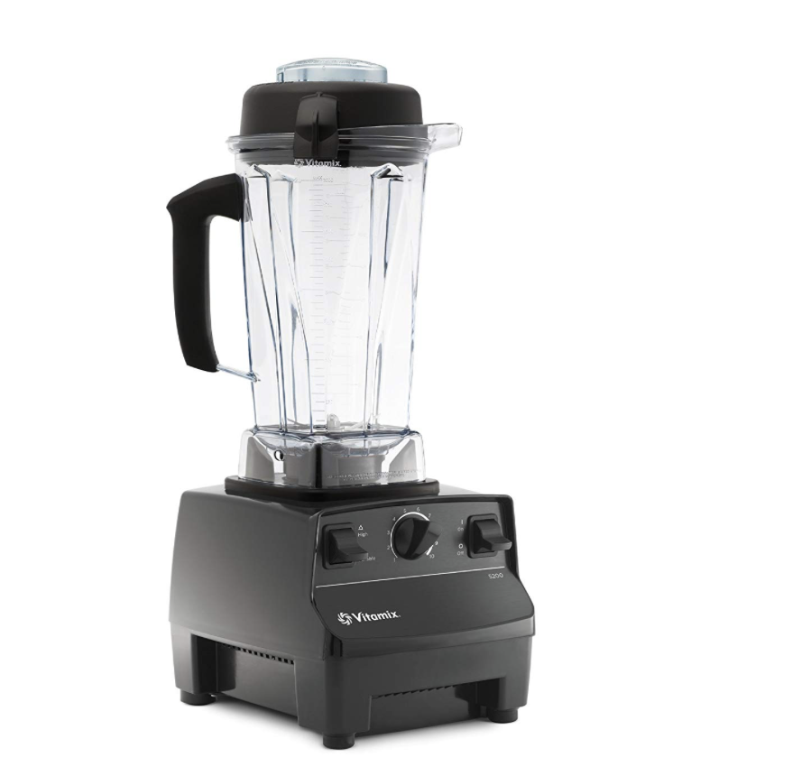 Vitamix 5200 Blender   We've used our 5200 daily since 2009 and this thing is a machine. We love how seamlessly it blends smoothies (our favorite thing to make!), makes sauces, nut butters, purees, etc.