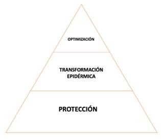 Piramide de la belleza
