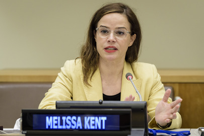 Melissa Kent - CBC Correspondent to the United Nations