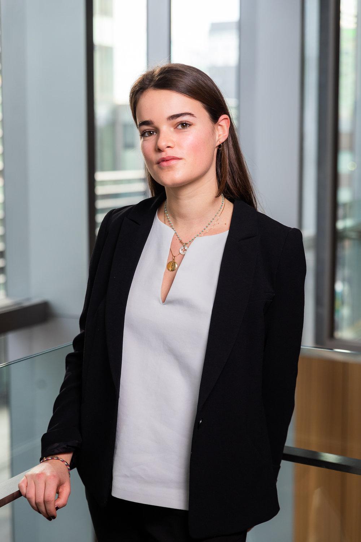 Marie-Alix Motte - Assistant Crisis Director
