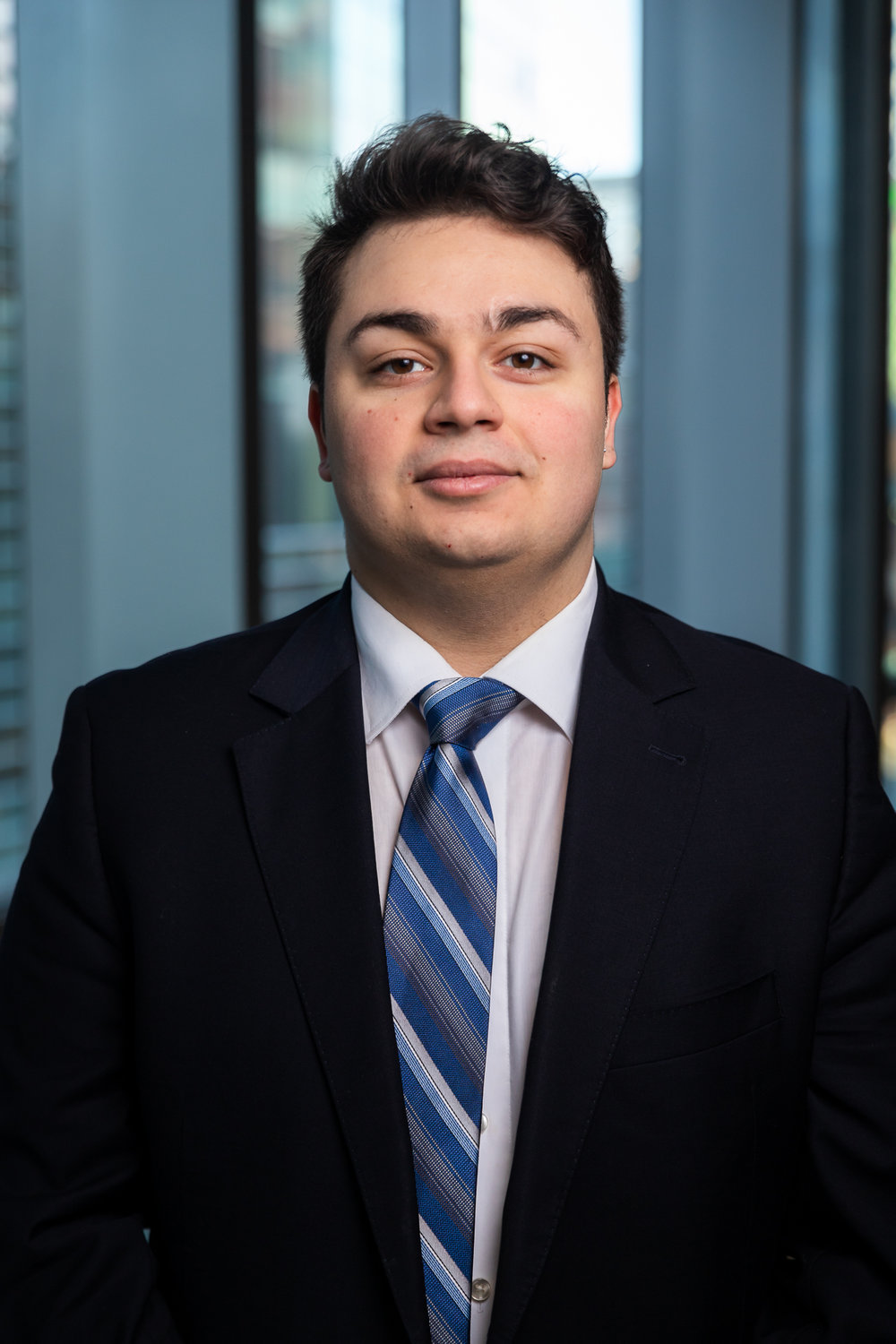 Anthony Di Benedetto - Vice-Chair