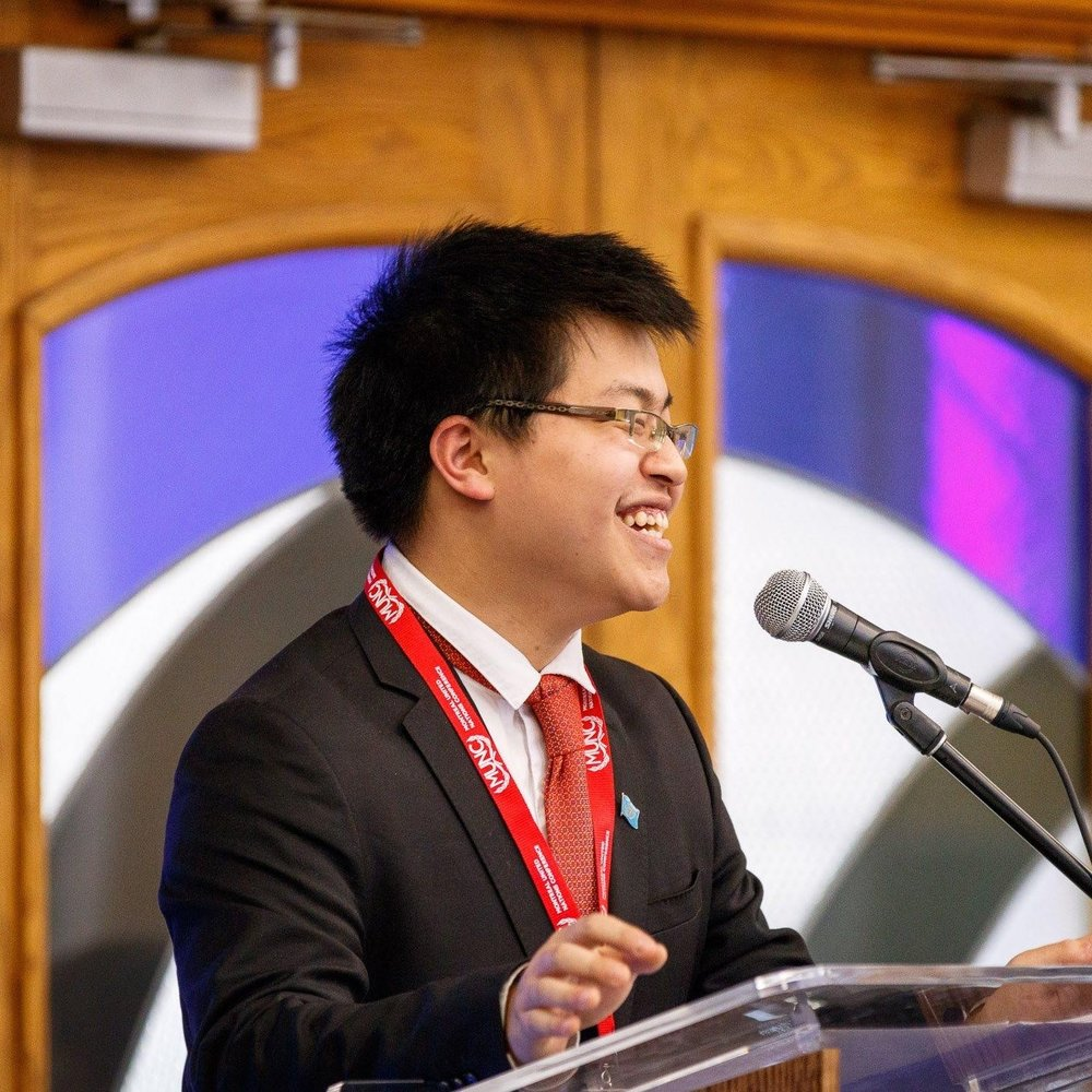 Yu Chen Ding - Vice-Chair