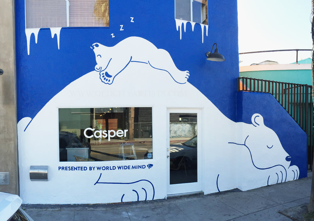 Casper Bedding