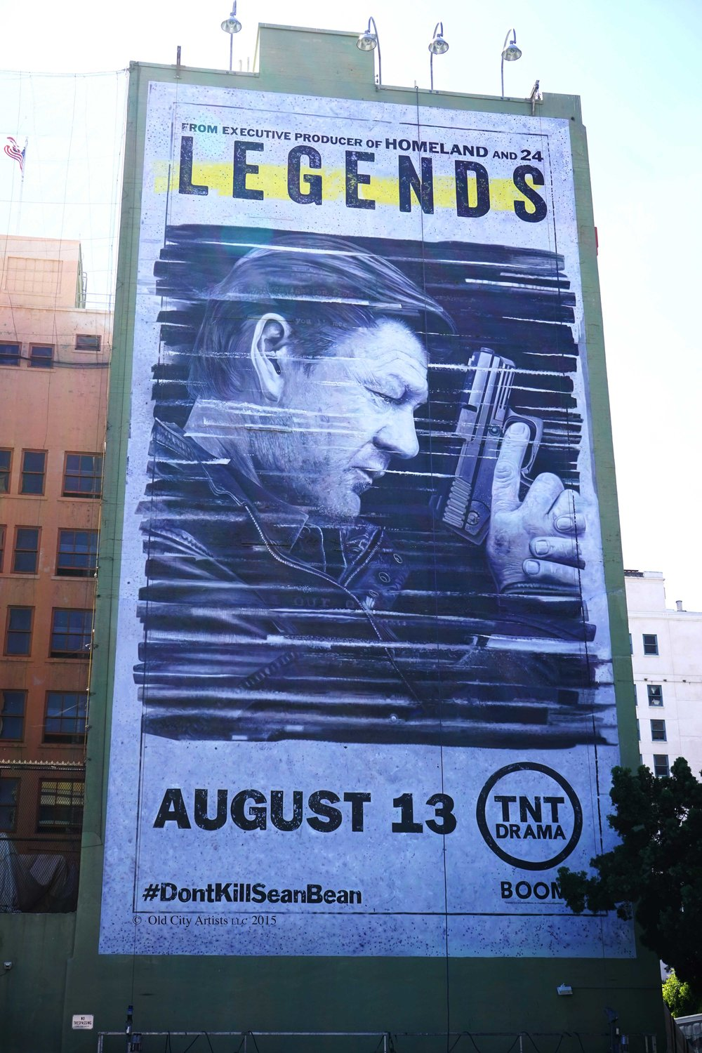 Legends on TNT