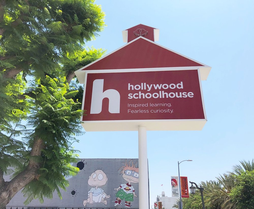 Hollywood School House