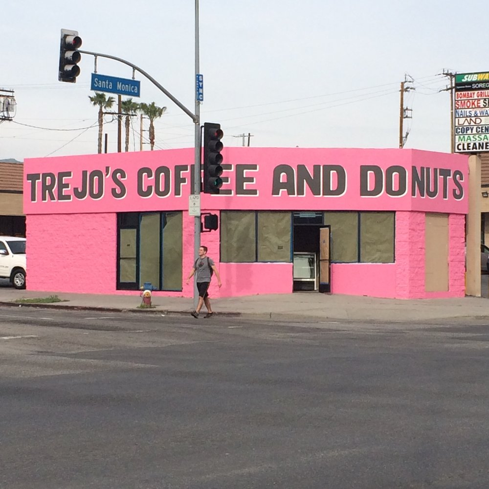 Trejo's Coffee and Donuts