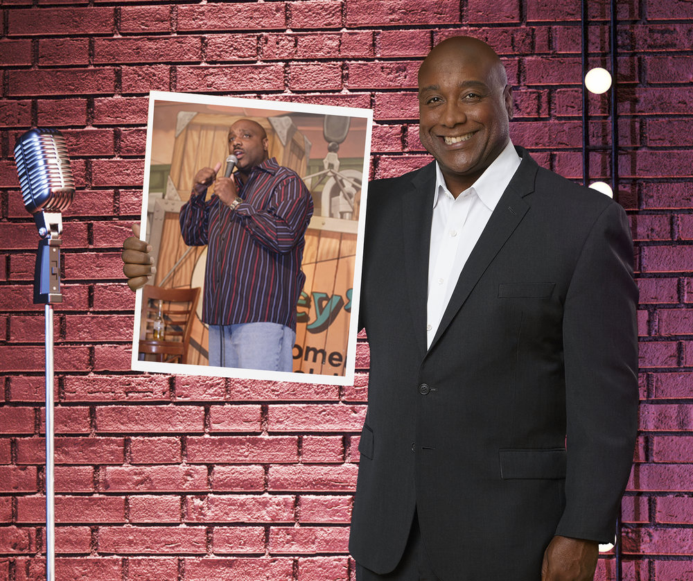 """Dwayne G. lost 45 lbs. in 16 weeks at MWLC Lansing* - """"I am off all blood pressure and cholesterol medication. I have never felt better!"""""""