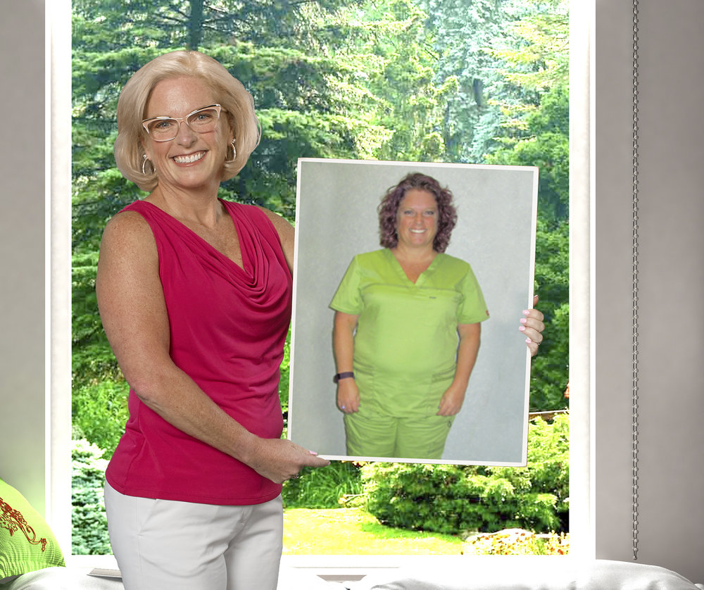 """Kelly H. lost 59 lbs. in 26 weeks at MWLC Warren* - """"I never realized how much my weight bothered me until I lost it and now I can't believe I lived with it for so long."""""""