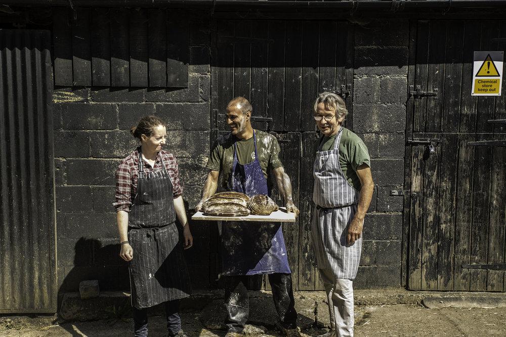 BAKERY - Bakers, Millers, Farmers, Grain Breeders