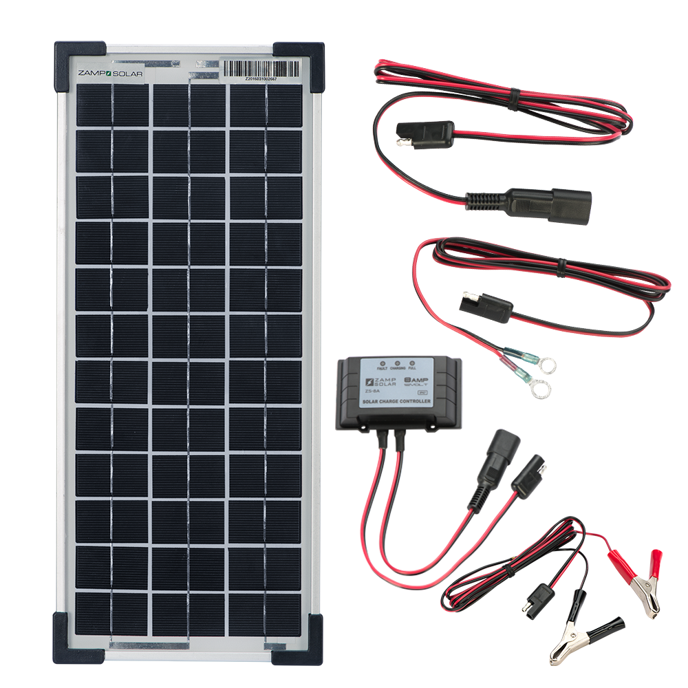 10-Watt Maintainer Kit - PART NUMBER: ZS-10-PPK