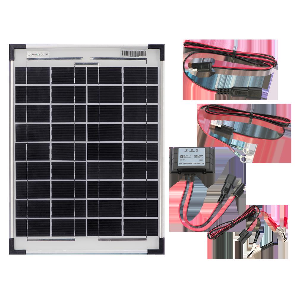 20-Watt Maintainer Kit - PART NUMBER: ZS-20-PPK