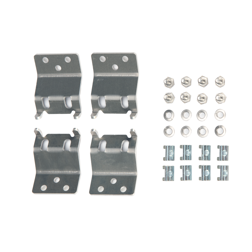 Traditional Mounting Feet - PART NUMBER: ZS-MF-US-60/160