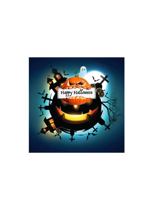 Halloween spooky Theia Chandelier Card™ unopened card