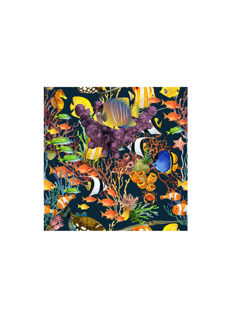 Deep Ocean Theia Chandelier Card™ unopened card