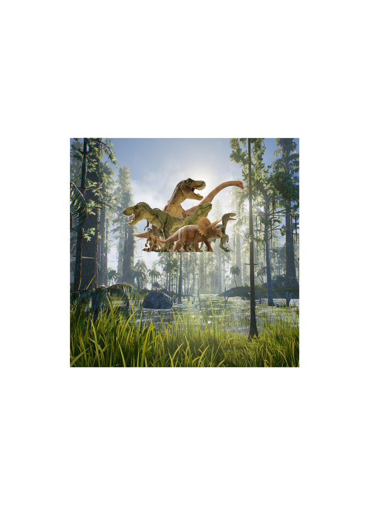 Jurassic Card Theia Chandelier Card™ unopened card