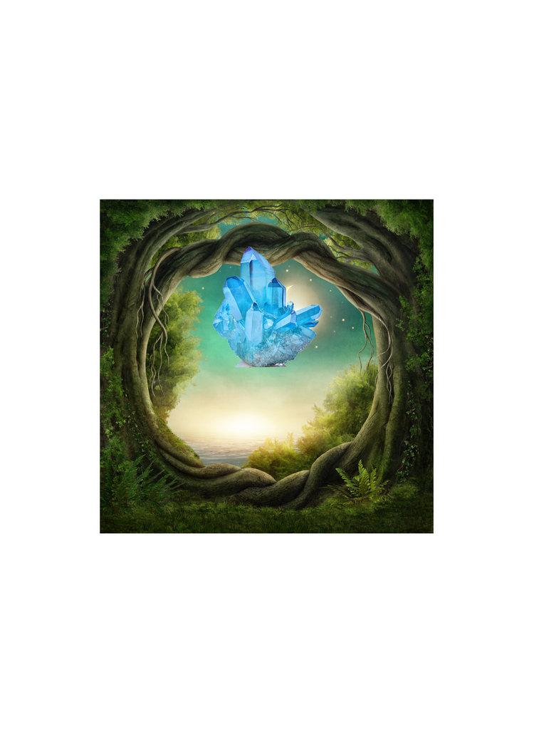 Fairy Garden Theia Chandelier Card™ unopened card