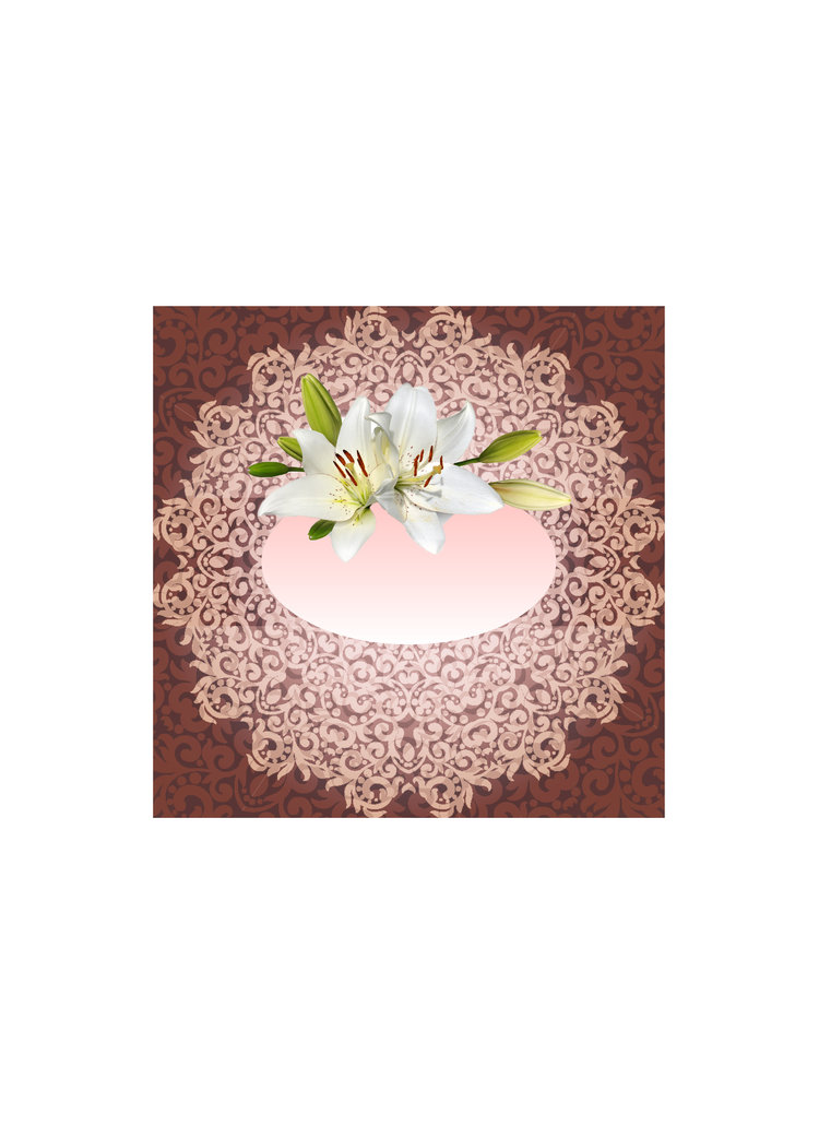 Religious Easter Theia Chandelier Card™ unopened card
