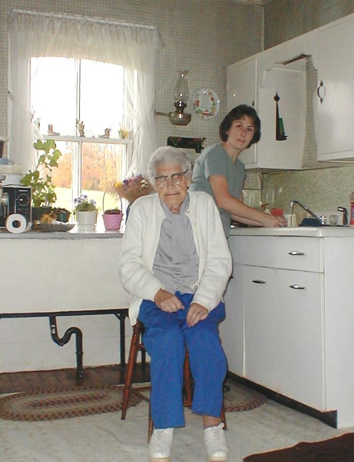 Grandma Snow & Donna 3.JPG