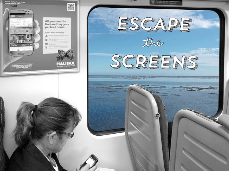Tony Wrighton Escape The Screens