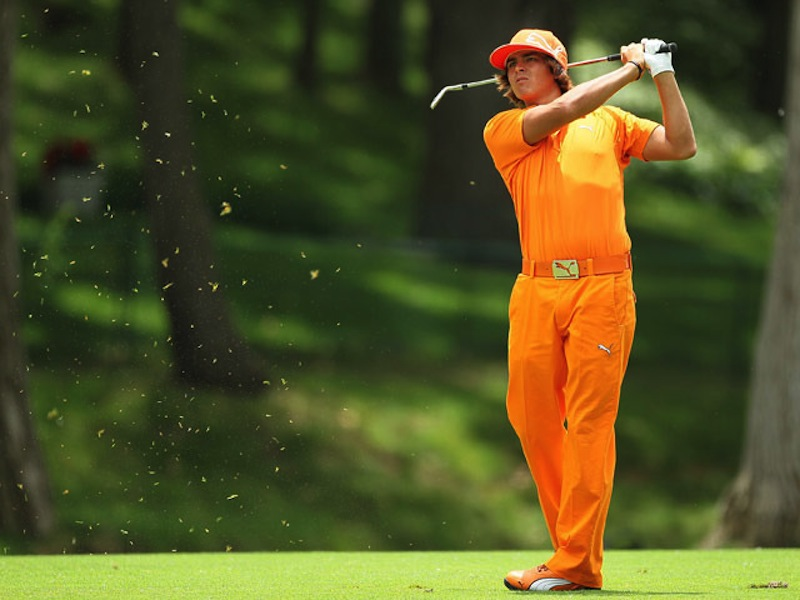 Rickie Fowler golf psychology