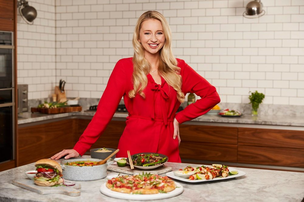 Celebrity nutritionist Rhiannon Lambert was a world famous soprano at the age of just 16.jpg