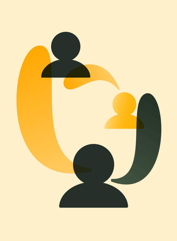 Réseau de jeunes professionnels - Les participants tissent des liens avec d'autres jeunes professionnels de 23 à 30ish ans lors d'événements de réseautage et de formation.
