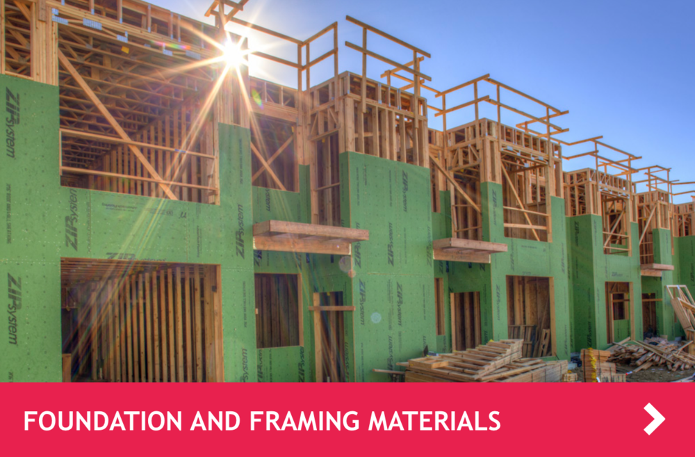 madison products foundation and framing materials builders