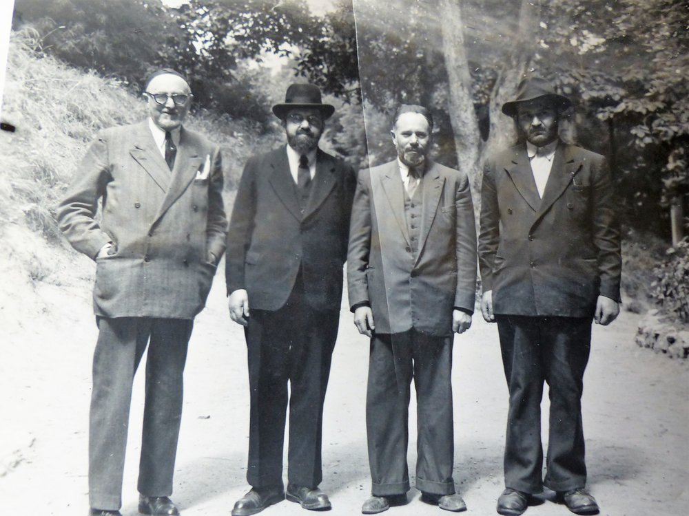 1949 SAM LEVY RAV MUNK-CHAJKIN - ELYOVICS.JPG