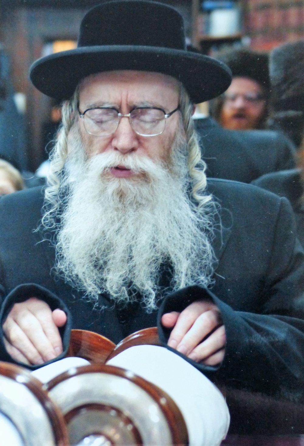 Rav Leibush of Pshevorsk