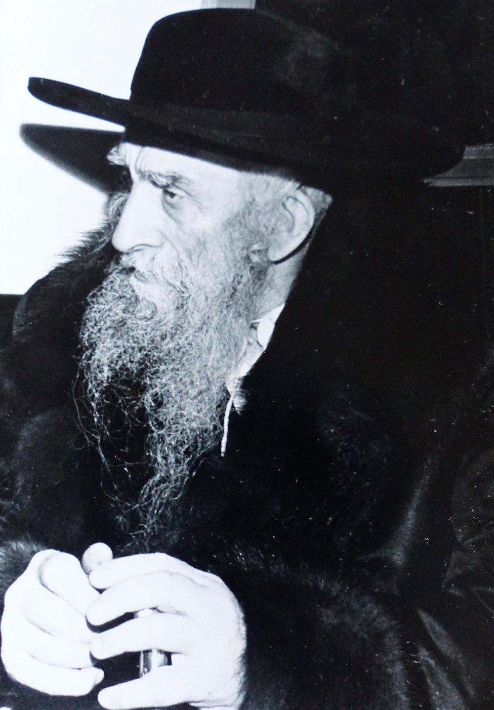 Rav Itzikel of Pshvorsk
