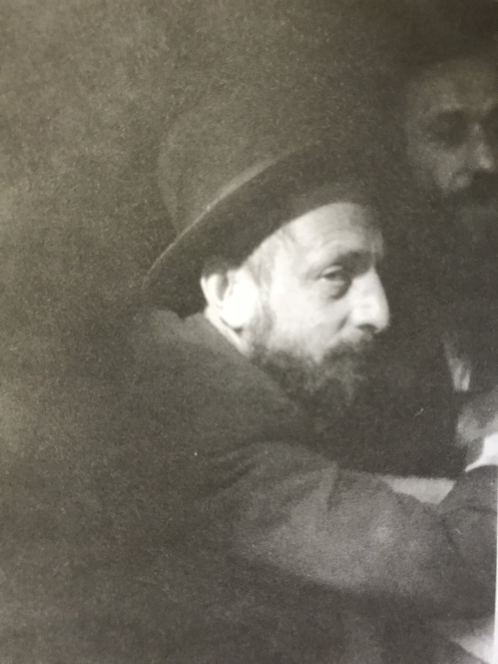 Rav Mordechai Pogramansky