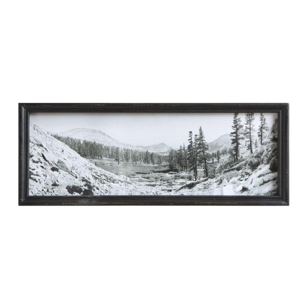 Framed Mountain Scene Art Print.jpg