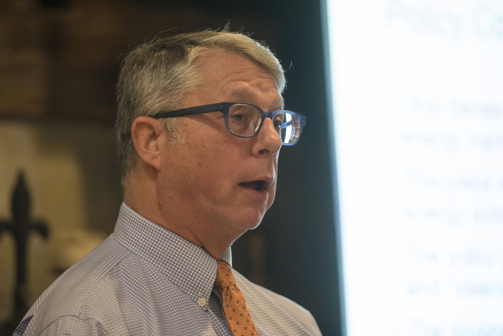 Glenn Krassen - Glenn Krassen serves as legal counsel for SOPEC. Glenn is a senior partner with Bricker and Eckler LLP, where he holds 30 years of experience with energy and utility law. Glenn also teaches energy law and regulation at Cleveland State University.