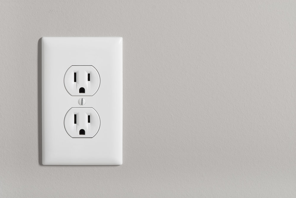 120V Wall Outlet