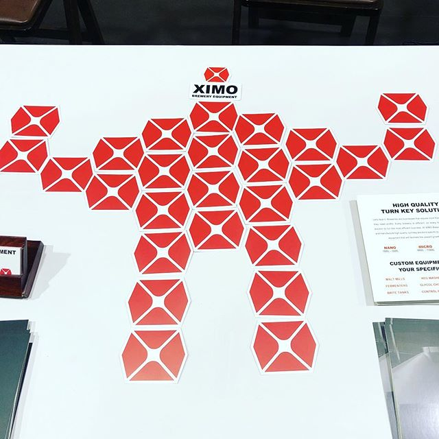 XIMO - Live at the Craft Beer Summit in Sacramento  #ccba #sacramento #brewery #brewingequipment #beer #brew #brews #brewski #conference #event #hybrid