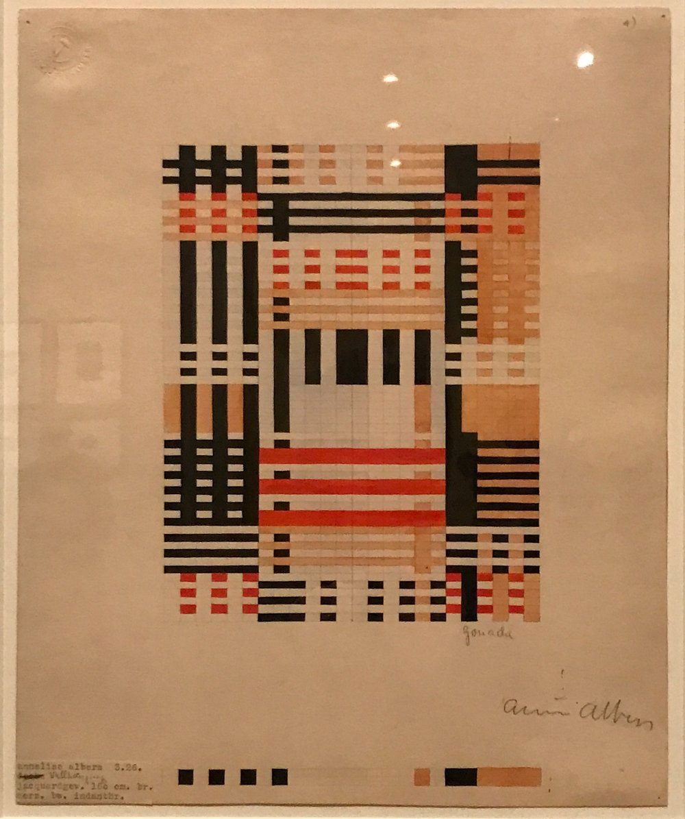 Design for a Wallhanging, 1926