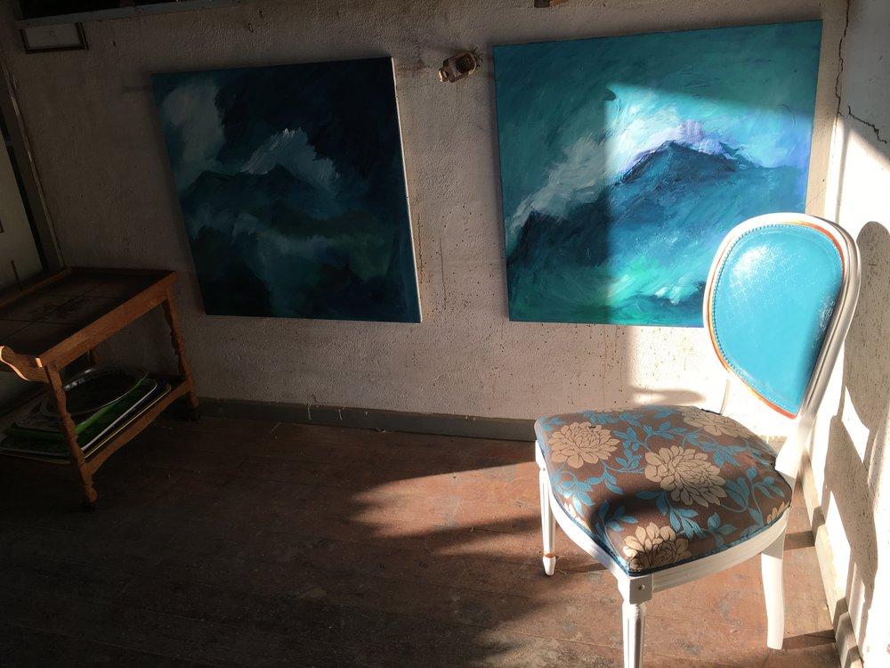 Kunsthåndværkermarked ved Hesnæs