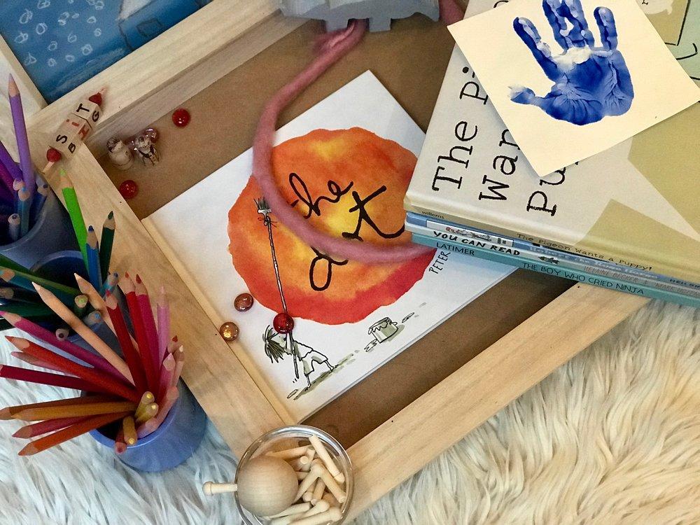 LᐧMᐧNᐧOᐧPlay! - Creative literacy for the whole child.