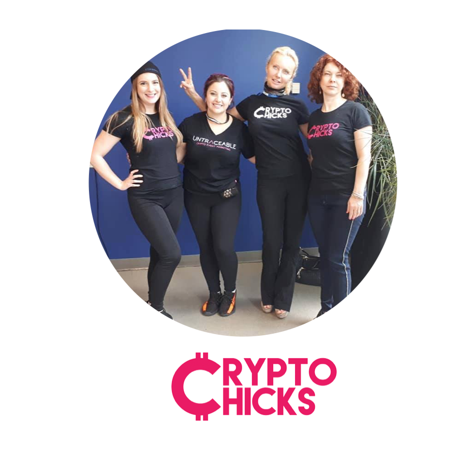 CryptoChicks, Group -